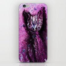 Meow Cat  iPhone & iPod Skin