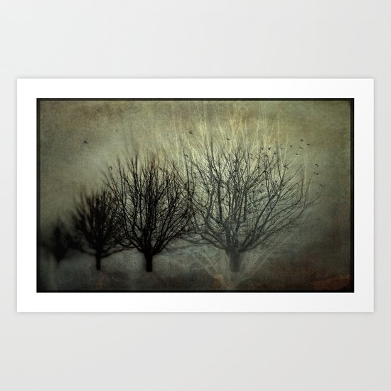 Moments in Time Art Print