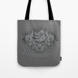 Street Gangster Tote Bag