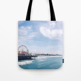 Cali Summer Vibe Tote Bag