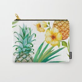 Pineapple Mood Carry-All Pouch