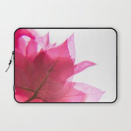Bright Bougainvillea Laptop Sleeve