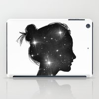 sister iPad Cases featuring Star Sister by Beyond Infinite