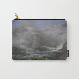 Storm Warnings Carry-All Pouch