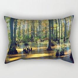 Cache River Wetlands Rectangular Pillow