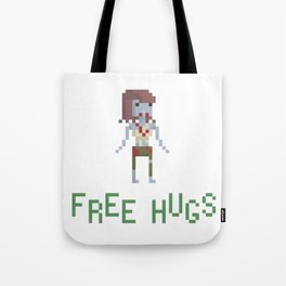 free hugs 3 Tote Bag