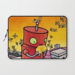 Robot - The Apiarist Laptop Sleeve