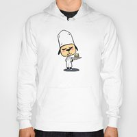 baking Hoodies featuring Baking in the Kitchen by Evacomics