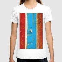 door T-shirts featuring Door by Maite Pons