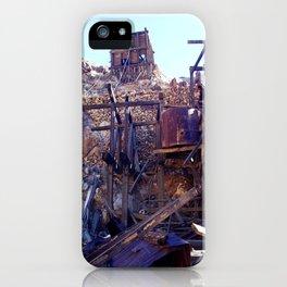 Ballarat Ghost Town iPhone Case