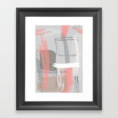 spots 2 Framed Art Print