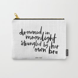 Drowned In Moonlight Carry-All Pouch