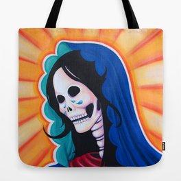 Dia de los Muertos - La Dolorosa Tote Bag