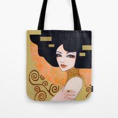 Klimt's Adele Tote Bag