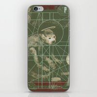 pixies iPhone & iPod Skins featuring Pixies - Doolittle by NICEALB
