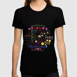 Inspirational Words T-shirt