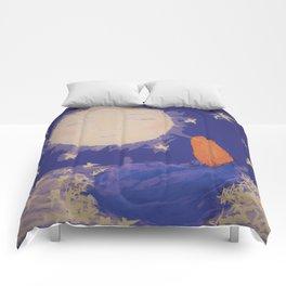 Moon talk Comforters