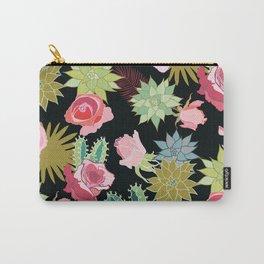 California Rose Garden Carry-All Pouch