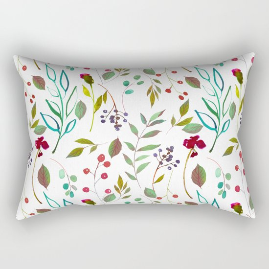 Spring is in the air #43 Rectangular Pillow