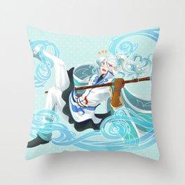 Epileo Throw Pillow