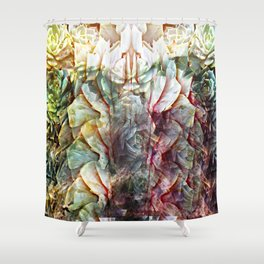 Fascinate & Multiply Me Shower Curtain