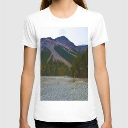 Kinney Flats on the Berg Lake Trail in British Columbia, Canada T-shirt