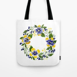You're Such A Pansy Tote Bag