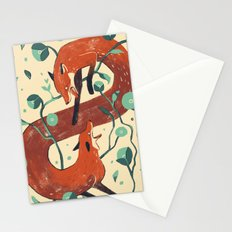 Inner turmoil Stationery Cards
