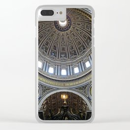 Dome Clear iPhone Case