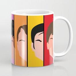 The Enterprise Crew Coffee Mug