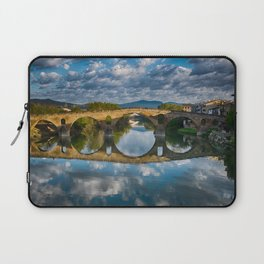 Bridge of Reflections Laptop Sleeve
