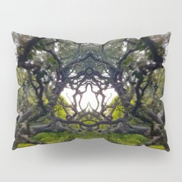 Praying Trees Pillow Sham