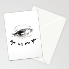 eyes don't lie 04 Stationery Cards
