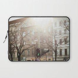 Memory of Berlin. Laptop Sleeve