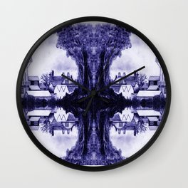 Cley Windmill, Norfolk Wall Clock
