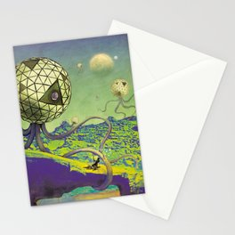 Expansion Volume III Poster Stationery Cards