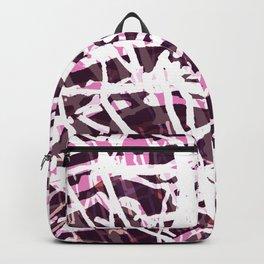 jungle lines Backpack