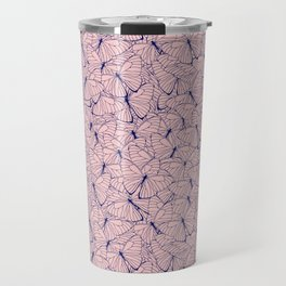Butterfly Blush Travel Mug