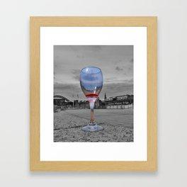 Indulgence Framed Art Print