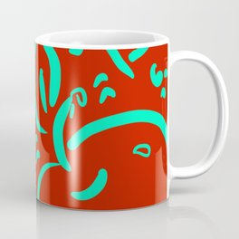 Apple for teacher Coffee Mug