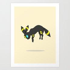 Umbreon Art Print