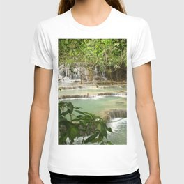 Zen Waterfalls Harmony #2 T-shirt