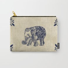 Simple Elephant Carry-All Pouch