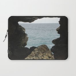PHOTOGRAPHY  - A glimpse of infinity Laptop Sleeve