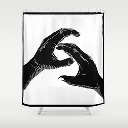 18S69 II Shower Curtain