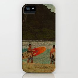 Pyramid Rock iPhone Case