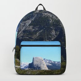 Imposing Glacier Point View Backpack