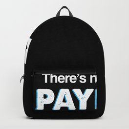 There's no crying in Payroll Backpack