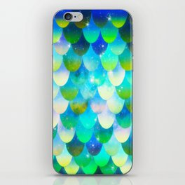 Mermaid Vibes iPhone Skin