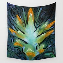 Shuttleflower Redux Wall Tapestry